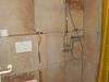 Das Badezimmer in  Appatmenent 2